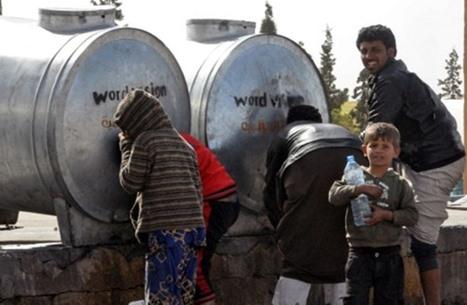 الأمم المتحدة: نحو 12.4 مليون سوري لا يصل إليهم الغذاء بانتظام