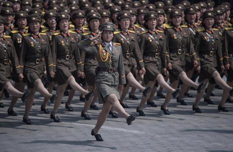 """تعرف على """"كتائب المقاتلات"""" في جيش كوريا الشمالية"""