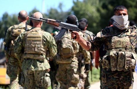 تنظيم الدولة يخسر العديد من مواقعه في الطبقة