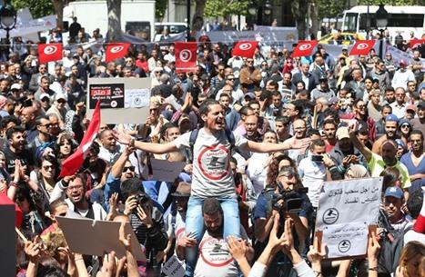 """تونسيون يدعون لحالة طوارئ شعبية رفضا لـ""""المصالحة الاقتصادية"""""""
