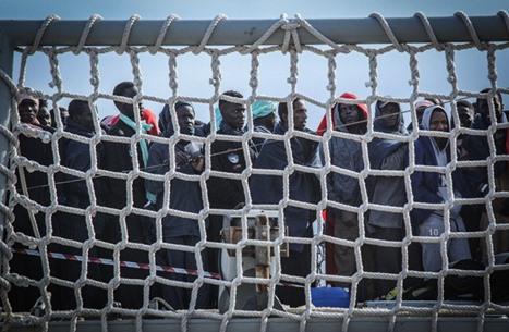 """عقوبات أمريكية على ليبي متّهم بارتكاب """"فظائع"""" ضد مهاجرين"""