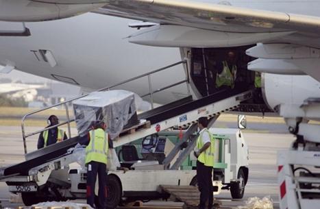 عودة الطلب العالمي على الشحن الجوي لمستويات ما قبل كورونا
