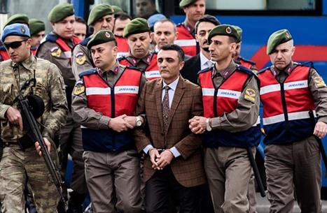 بدء محاكمة منفذي انقلاب تركيا الرئيسيين.. من أبرزهم؟
