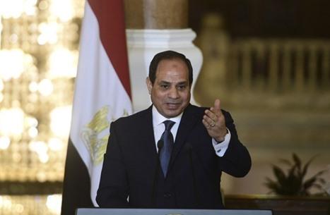 السيسي للمصريين: لن أبقى بالحكم ثانية لو مش عايزيني (شاهد)