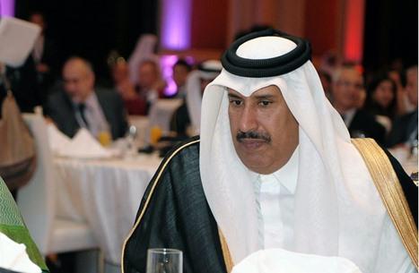"""حمد بن جاسم ينشر صورة لشراء أسهم """"بورشة"""" وشرط قطر للصفقة"""