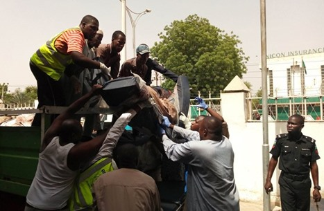 عشرات القتلى والجرحى بهجوم مسلح وسط نيجيريا
