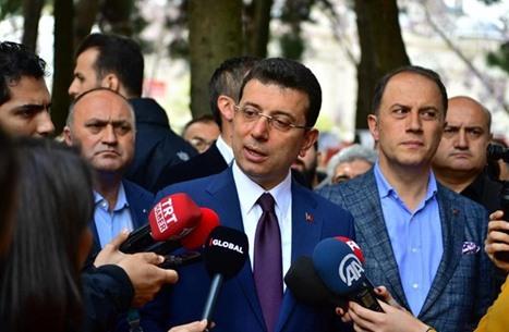 الإعلان عن إصابة رئيس بلدية إسطنبول بفيروس كورونا