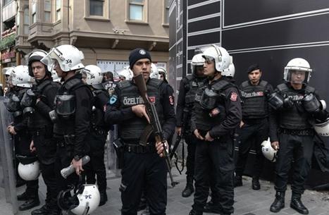 """الأمن التركي يعتقل 14 شخصا بتهمة الانتماء لـ""""داعش"""" بإسطنبول"""