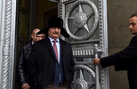 هل تتمكن روسيا من نشر قواعد وسط ليبيا وعلى سواحلها؟