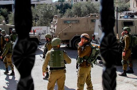 الشاباك يعتقل فلسطينيا بزعم تنفيذه عملية في 2010