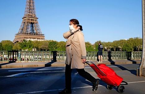 مخاوف وتدهور كبير بمعدلات الإصابة بكورونا في فرنسا