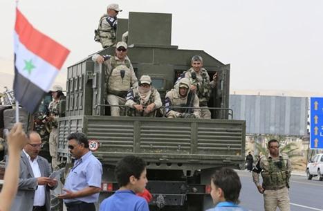 """""""المنتقمون"""".. مليشيا جديدة تابعة لإيران تدخل إلى سوريا"""