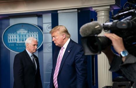 البيت الأبيض: ترامب يقرأ تقارير الاستخبارات بانتظام