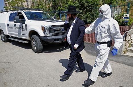 إسرائيل تسجل 5700 حالة إصابة بكورونا في 24 ساعة