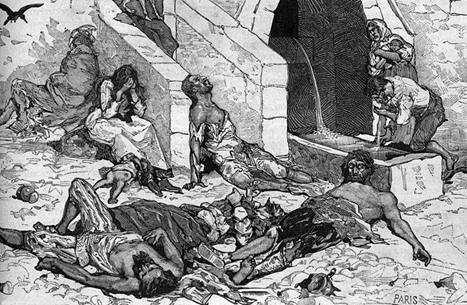 """ماذا تعرف عن الطاعون الدبلي الذي وصف تاريخيا بـ""""الموت الأسود"""""""