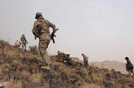 تصعيد للجيش اليمني بالضالع.. ومقتل مدنيين بغارات للتحالف