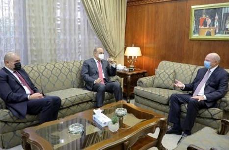لقاء مغلق لرئيس الحكومة الأردنية مع البرلمان لعرض التطورات
