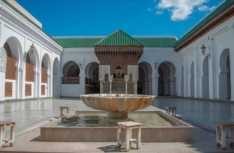 جامعة القرويين المغربية تستقبل حاخاما صهيونيا.. منظمة تدين
