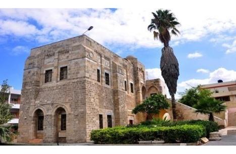"""""""قصر الباشا"""".. آخر القصور المتبقية من آثار غزة القديمة"""