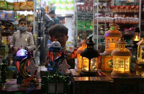 غزة تستقبل رمضان - استقبال رمضان بغزة (15)