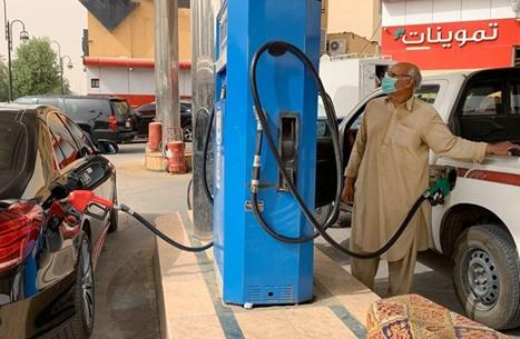 """تفاعل واسع في السعودية مع هاشتاغ """"خفضوا البنزين"""""""