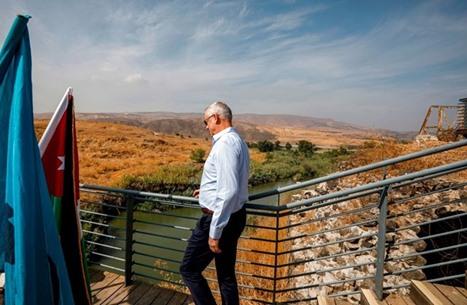 نتنياهو يوافق على إمداد الأردن بالمياه بعد مماطلة لأشهر