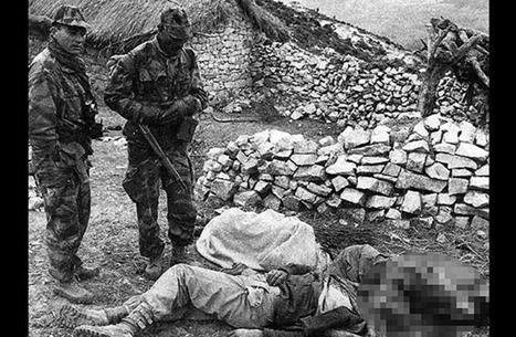 نووي وقتل.. أبرز جرائم الاحتلال الفرنسي للجزائر (إنفوغراف)
