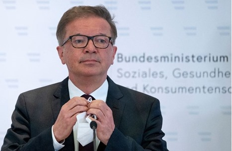 استقالة وزير الصحة بالنمسا عقب اعتراضات على قيود كورونا