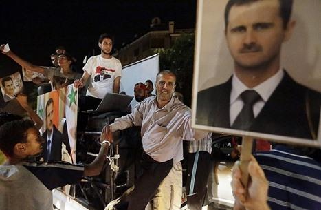 برلمان النظام السوري يعلن موعد انتخابات الرئاسة