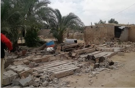 زلزال بقوة 5.9 يضرب جنوب غرب إيران (شاهد)