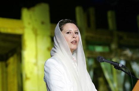 قرار برفع عائشة القذافي من القائمة السوداء للاتحاد الأوروبي