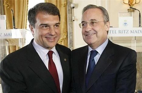 رئيس برشلونة يخرج بأول تصريح حول دوري السوبر الأوروبي