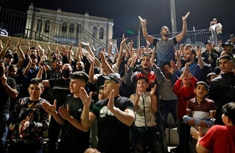 """""""إندبندنت"""": احتجاجات القدس قد تُحدث فرقا للفلسطينيين"""
