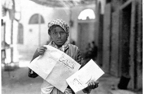 الإرساليات التبشيرية أدخلت الطباعة إلى فلسطين
