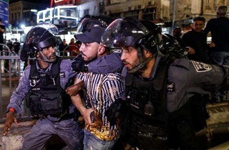 أبرز المواجهات الفلسطينية مع الاحتلال الإسرائيلي (إنفوغراف)