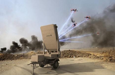 شركة أمريكية تبتكر نظاما دفاعيا لمواجهة الطائرات بدون طيار
