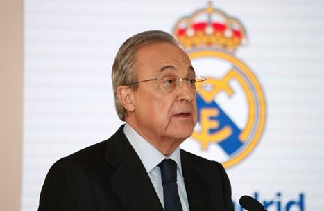 بيريز يترشح مجددا لإعادة انتخابه رئيسا لريال مدريد