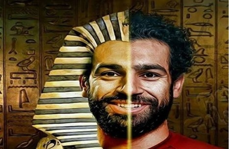 """هكذا احتفى """"الفرعون صلاح"""" بموكب المومياوات الملكية (شاهد)"""