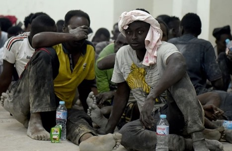 تحقيق خاص: جائحة كورونا تقصم ظهر اللاجئين في مصر (شاهد)