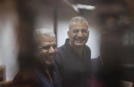 عصام سلطان: يساومونني لتأييد الانقلاب مقابل عدم إعدامي