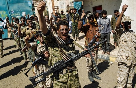 الحوثيون يسيطرون على مركز مديرية الجوبة جنوبي مأرب