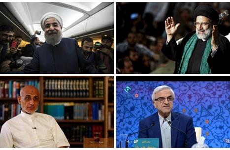 تعرف على حظوظ المرشحين للرئاسة في إيران (إنفوغرافيك)
