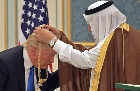أرقام مهمة في العلاقات الأمريكية السعودية (إنفوغرافيك)