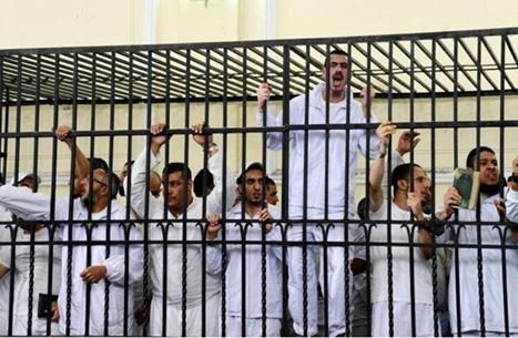 تقرير حقوقي يفضح الإهمال الطبي بسجون مصر