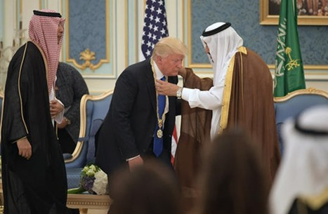 نائب أمريكي مصدوم من تجاهل ترامب لحقوق الإنسان بالسعودية