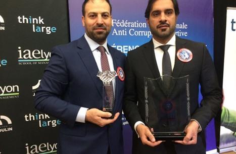 """قناة """"الكأس"""" القطرية تتوج بجائزة عالمية في فرنسا"""