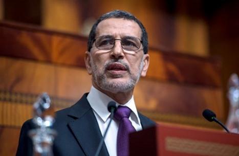 العثماني: سنخرج اللجنة الوطنية لمحاربة الفساد في أسبوعين