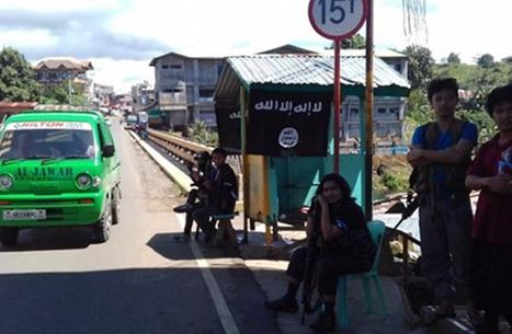 تنظيم الدولة ينشر صورا لسيطرته على مدينة ماراوي بالفلبين