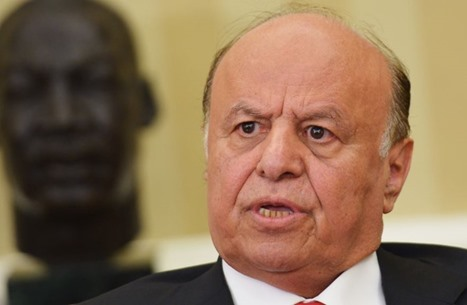 هادي لمحمد بن زايد: الإمارات تتصرف باليمن كقوة احتلال