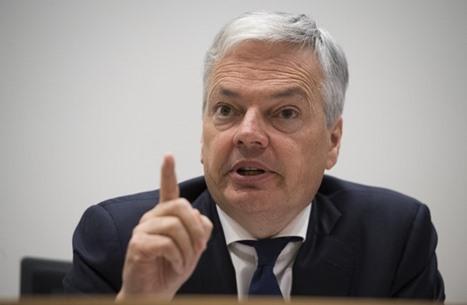 وزير بلجيكي يدعو لمراجعة علاقات بلاده مع السعودية